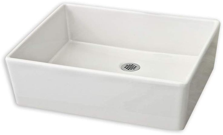 "$162 Faucet Direct View the American Standard 0552.000 Loft 19-5/8"" Vessel Fireclay Bathroom Sink at FaucetDirect.com."