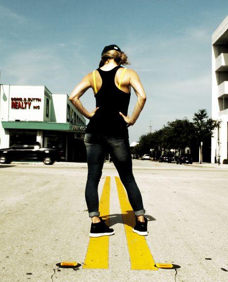 Laure Courtellemont, YOOOO this lady soooo sick at dancehall!!!