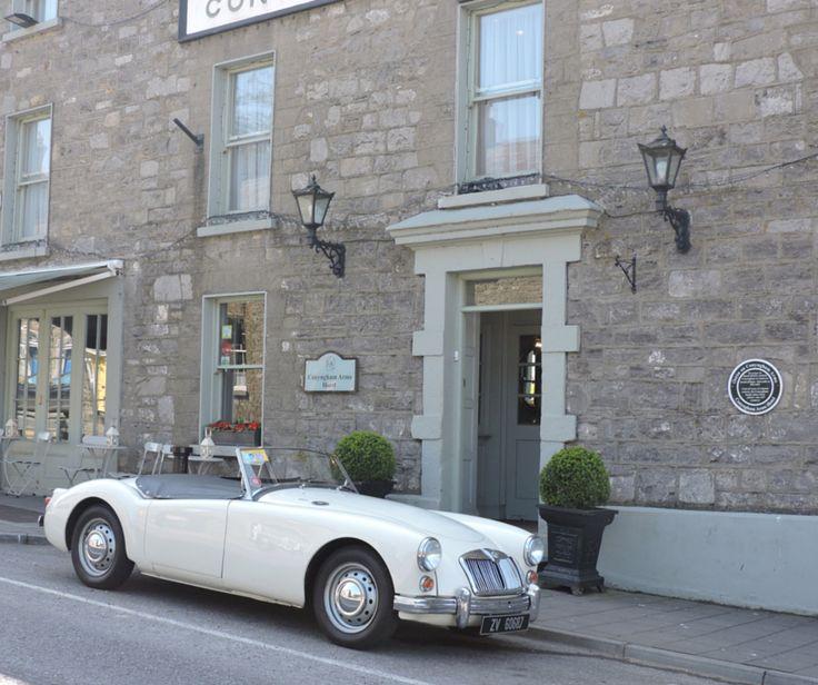 A Sunday in Slane #VintageCars #ConynghamArmsHotel #Hotel #WeddingVenue #Restaurants
