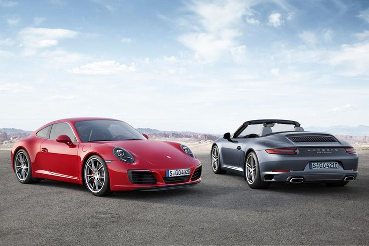 Porsche unveils new turbocharged engines in revised 911 Carrera lineup [w/video] | Porsche Club of America