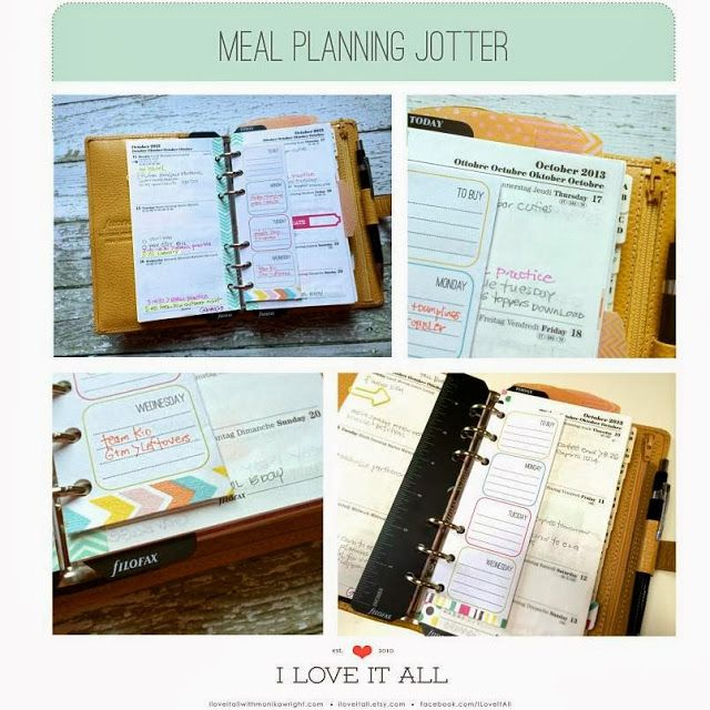 Best Diy Planners Images On   Organizers Planners