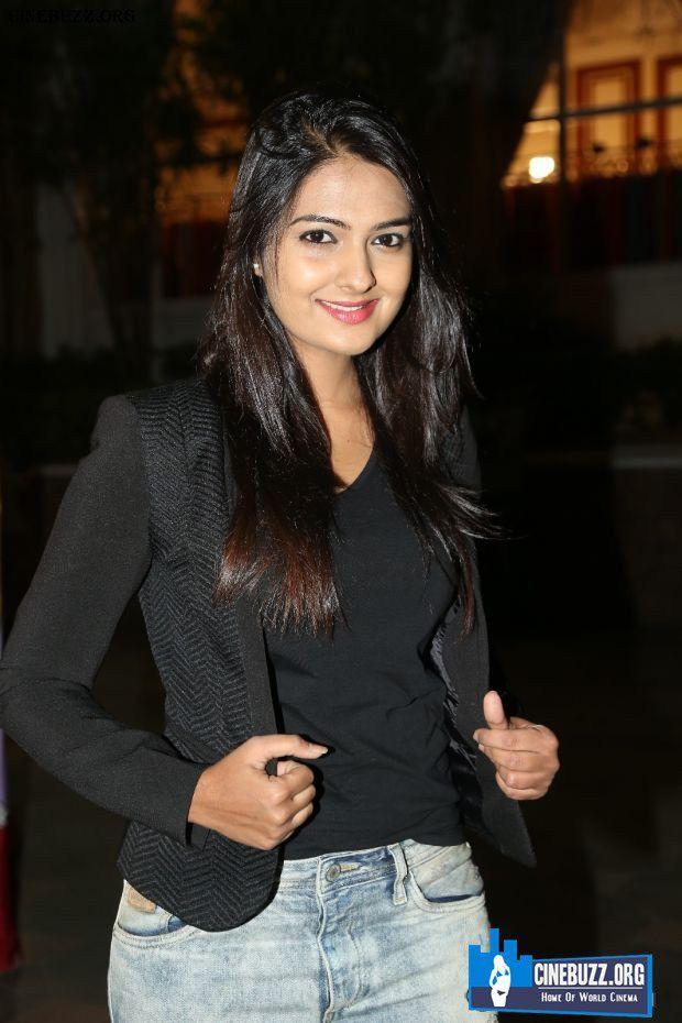 Hot Neha Deshpande Latest Photos in Black Dress