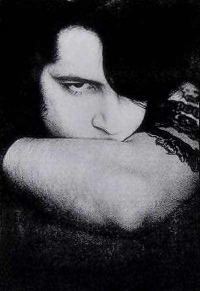One of the most beautiful, unique voices. Glenn Danzig