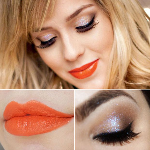 Face Charts – 6 maquiagens para loiras
