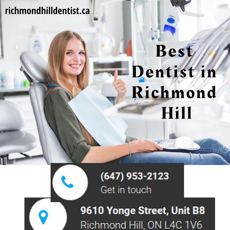 Best Dentist in Richmond Hill in 2020 Best dentist