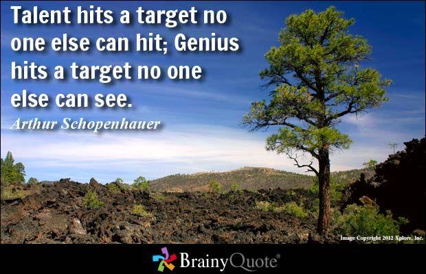 Talent Quotes  BrainyQuote