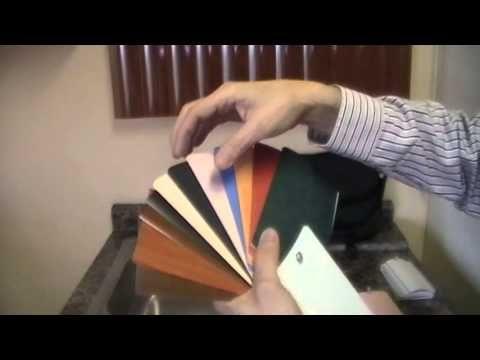 Persiana Sheer elegance chocolate - YouTube