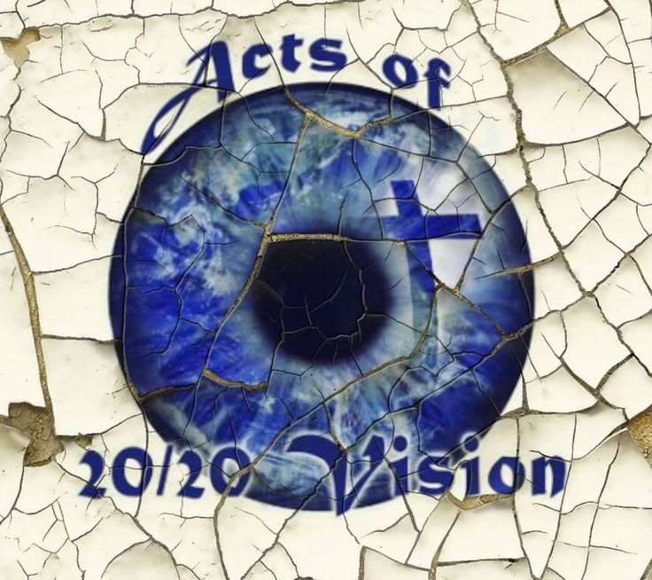 """Do you have Acts 20/20 Vision? Acts 20/20 Vision means that you see that everyone has an eternal soul that will spend eternity in either Heaven or Hell. Do something each day to warn the lost. Acts 20:20-21 NKJV """"How I kept back nothing that was helpful, but proclaimed it to you, and taught you publicly and from house to house, testifying to Jews, and also to Greeks, repentance toward God and faith toward our Lord Jesus Christ."""" Actsof2020vision.com"""