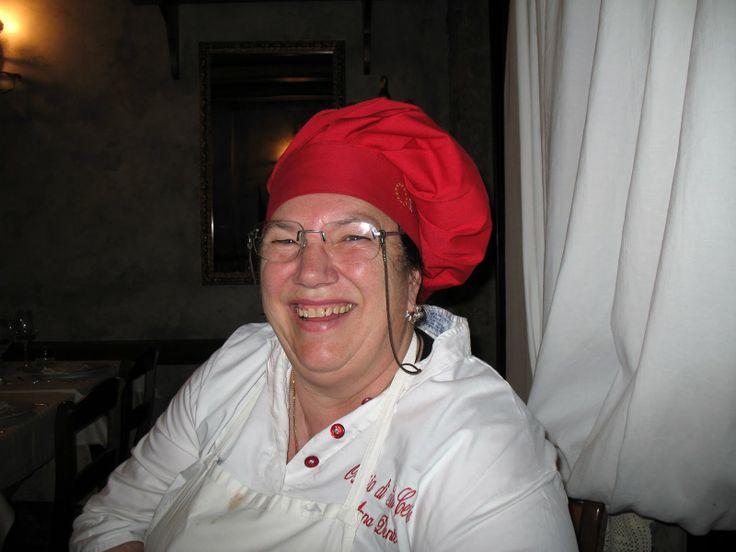 The Chef of the Osteria, Anna Dente