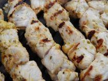 Persische Hähnchenspieße Rezept