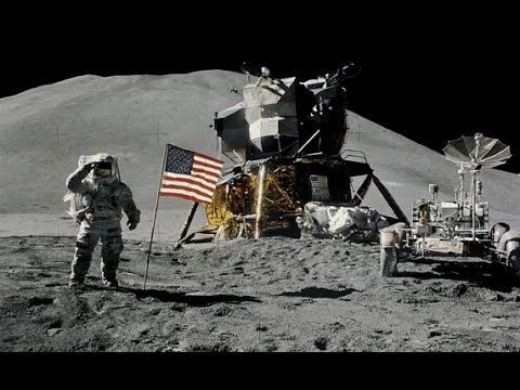 Art Bell, R.Hoagland, Wayne Green - 2nd Moon Hoax Debate