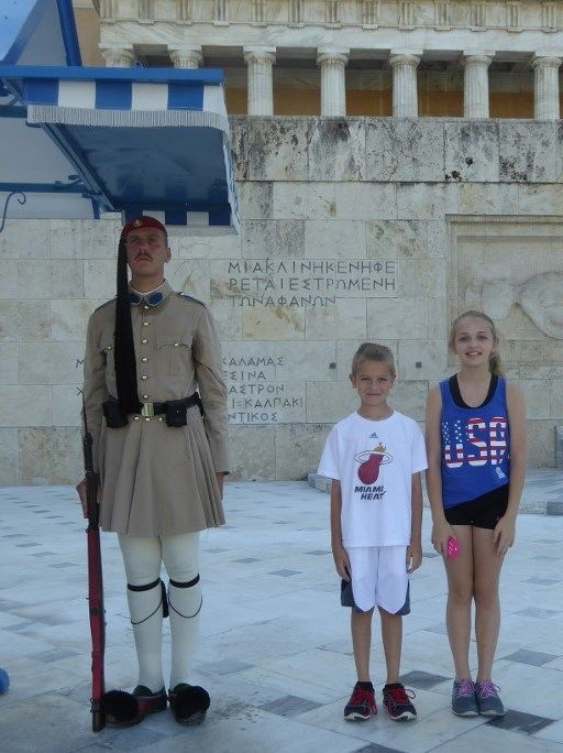 Greece with Kids - What you need to know!