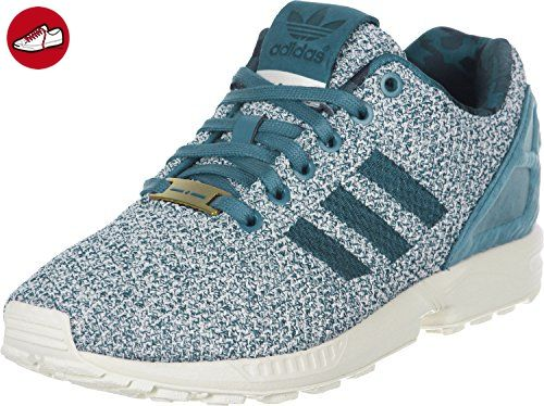 adidas Herren Zx Flux Sneakers, Blau / Weiß, 39.3333333333333 EU - Adidas  schuhe (