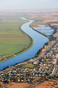 Tailem Bend towards Murray Bridge