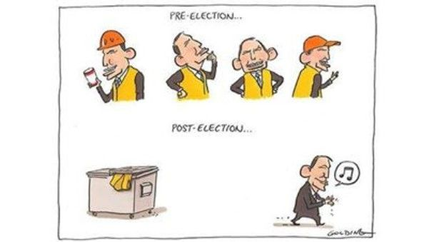 australian politics election how to win