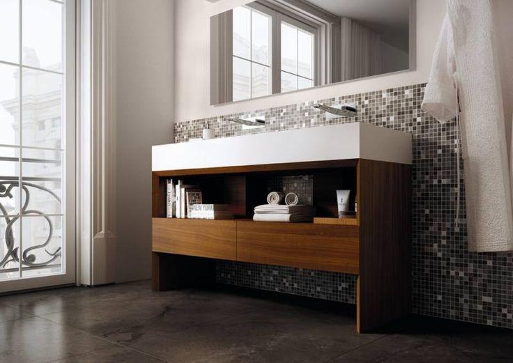 SUIT Móvel lavatório by TEUCO design Matteo Nunziati