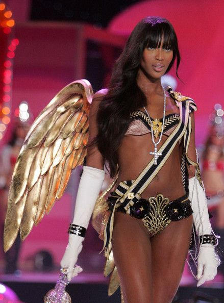 Naomi Campbell Victoria's Secret Fashion Show 2005 Naomi Campbell in The