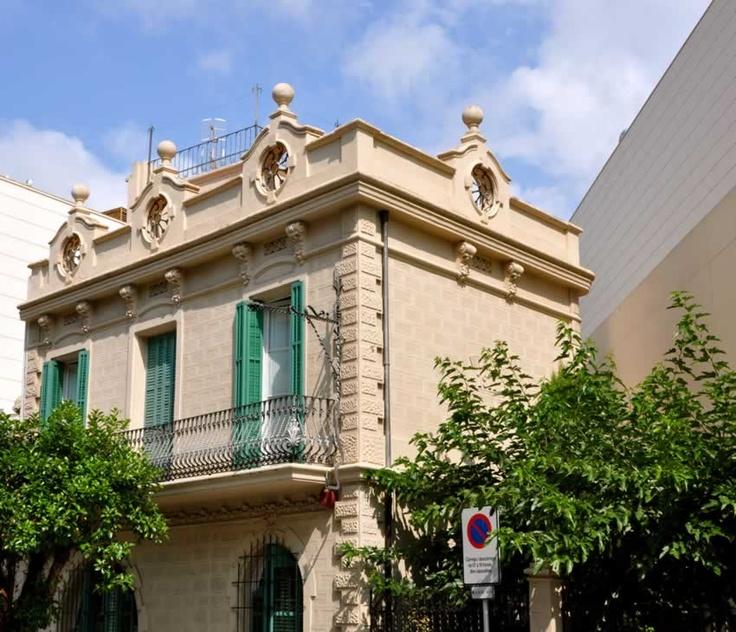 17 best images about sitges ruta tur stica casas - Arquitecto sitges ...