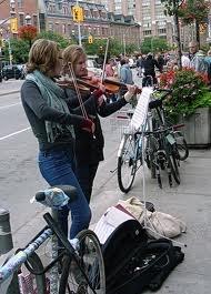 St Lawrence's Market Toronto - thankful Toronto plays like NYC streets!