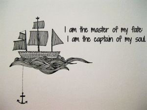 Invictus - William Ernest Henley  Super tolles Gedicht. Absolut fantastisch!