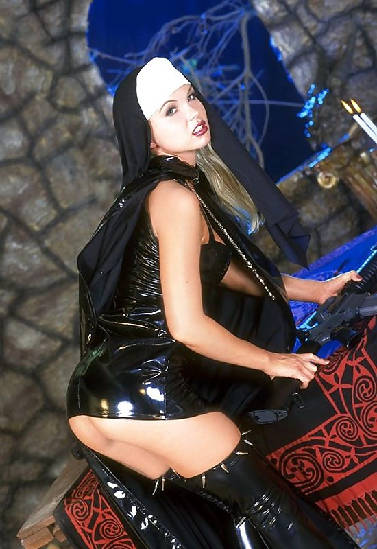 Nun nude sex girl #4