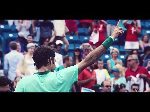 Roger Federer - I Call it Federer's Brilliance #1 (HD) - YouTube