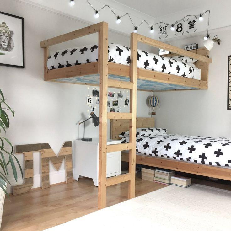 Boys' Bedroom Design by Eclectic Street