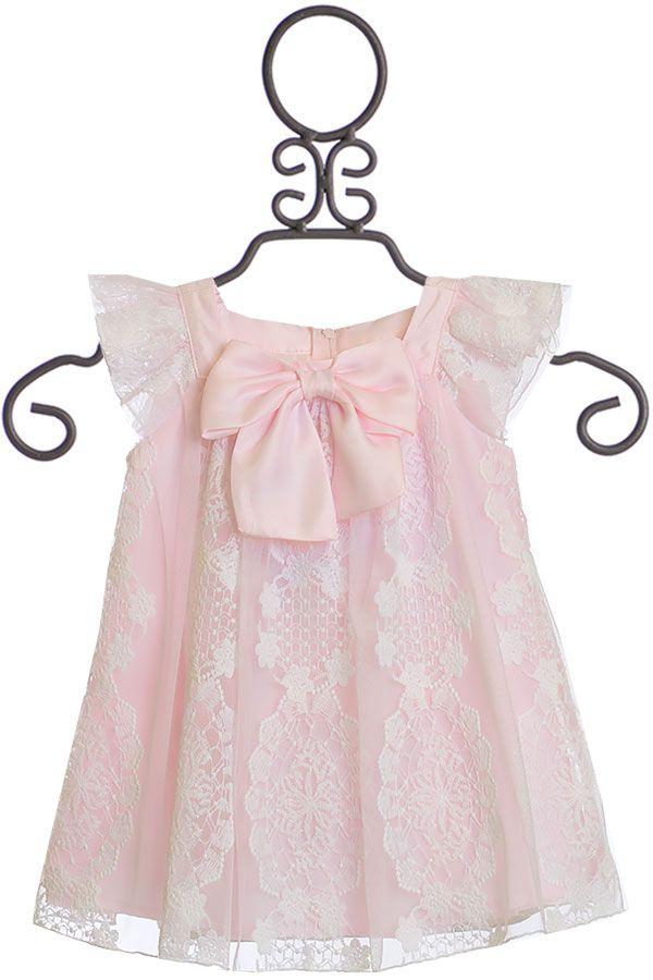 Biscotti Fairytale Endings Dress in Pink