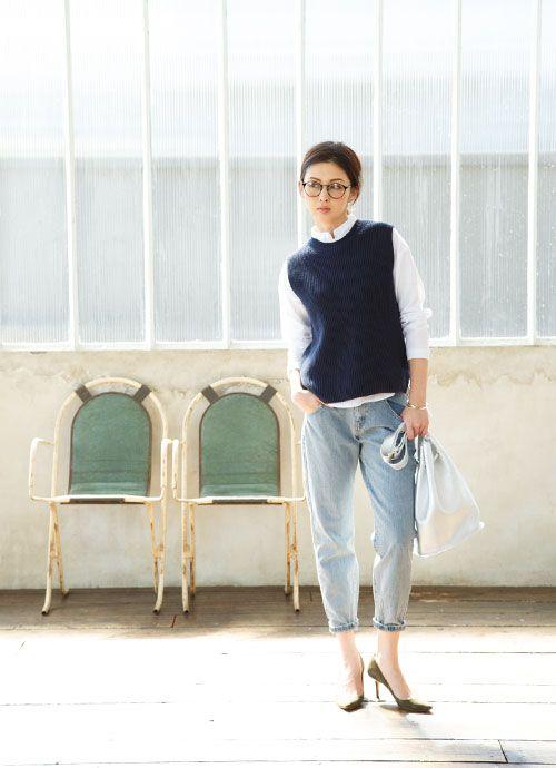ベーシックサマーニットベスト 新着 | 大人のレディースファッション通販【公式】STYLE DELI