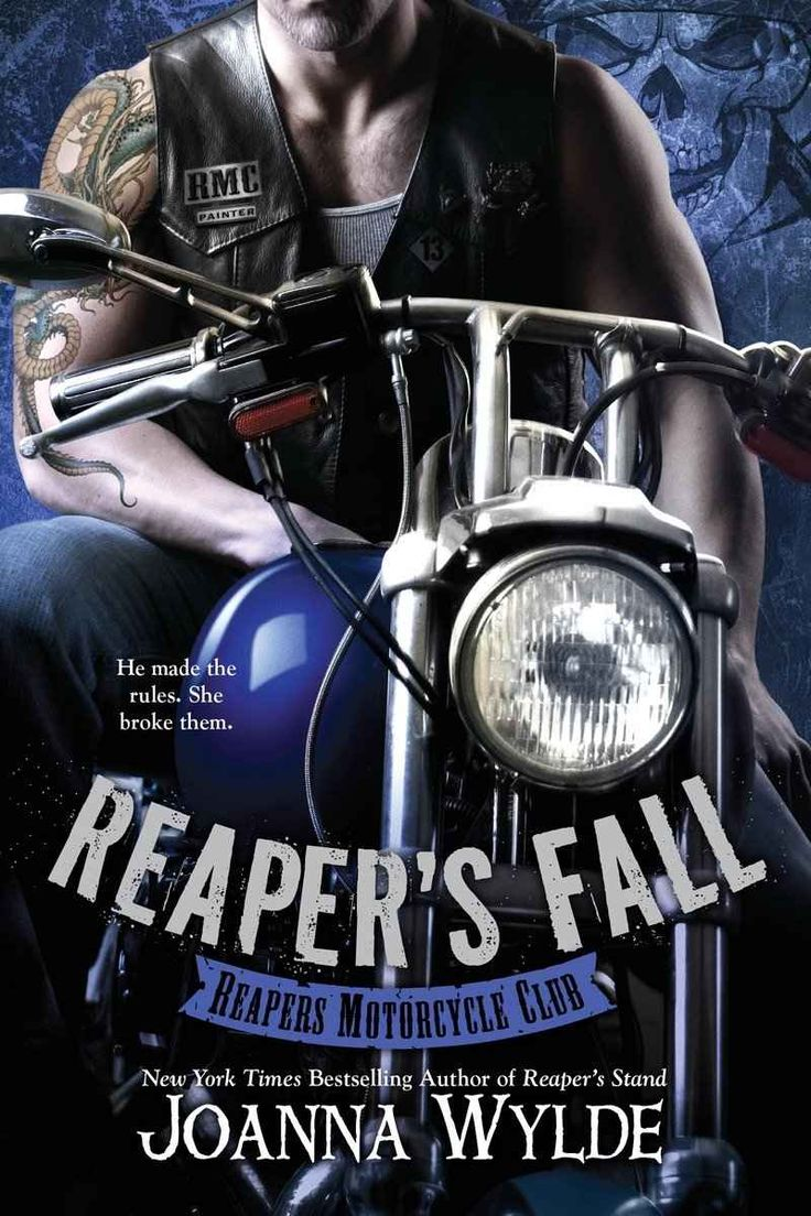Reaper's Fall (reapers Motorcycle Club Book 5)  Kindle Edition By Joanna  Wylde