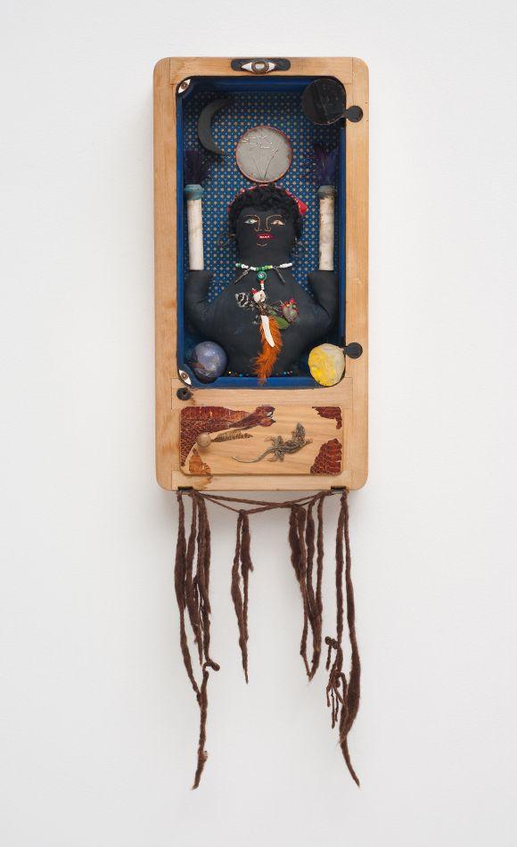 Betye Saar: Reflecting American Culture through Assemblage Art