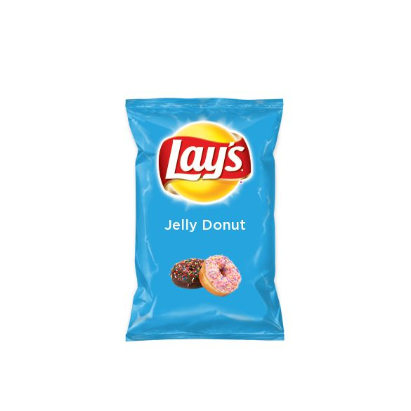 I found jelly donut on Lay's Original for Lay's® #DoUsAFlavourCanada. Check it out and submit your own for a chance to win† $50k + 1% of your flavour's future sales††! http://lays.ca/flavour