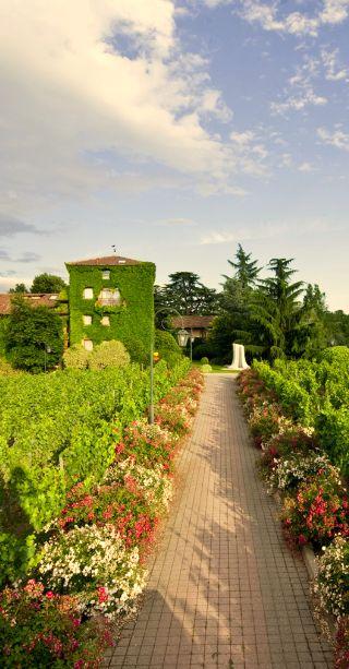#Jetsetter Daily Moment of Zen: Hotel L'Albereta in Brescia, #Italy