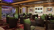 Diamond, Diamond Plus, and Pinnacle Club Crown & Anchor® Society members enjoy access to this lounge, created to serve these loyal guests with concierge access, complimentary continental breakfast, and evening drinks.