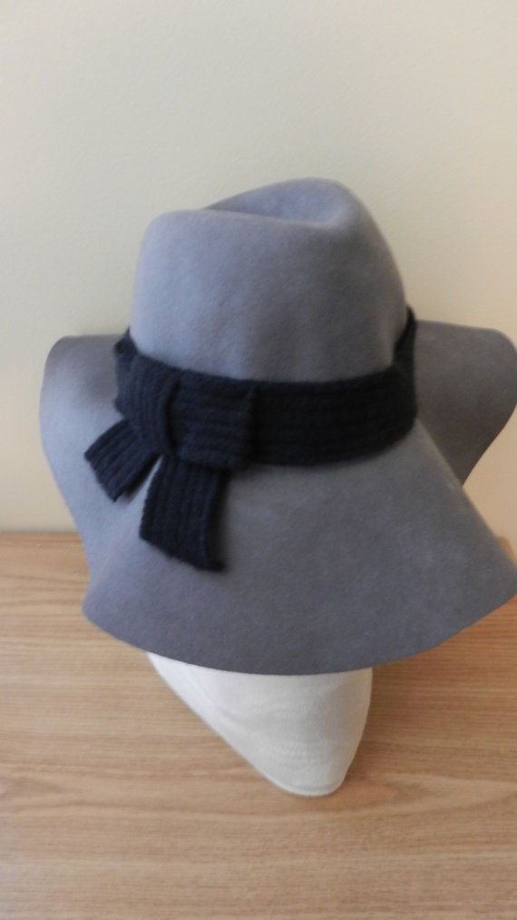 Felt Floppy Hat 1940s Look   NEW condition by TheUniqueAntiqueShop, $39.75