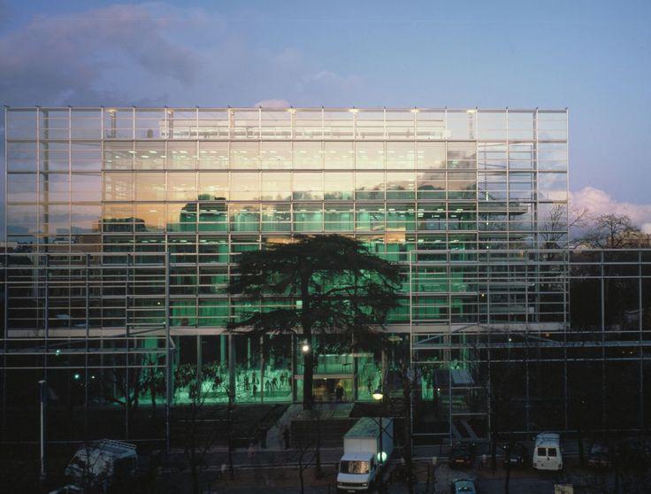 jean nouvel Fondation Cartier Paris