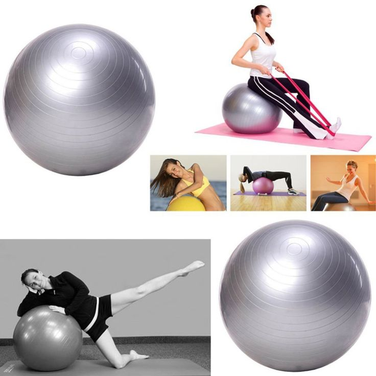 ==> [Free Shipping] Buy Best 33Inch 85CM High Strength Anti-Burst Exercise Yoga Ball Eco-PVC Multi Gym Workout Fitness Training Stability Balance Balls Online with LOWEST Price | 32691796663