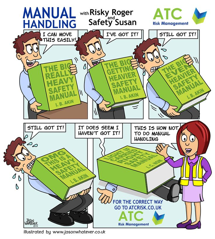 Pin by ATC Risk Management on Risky Roger and Safety Susan