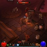 Relieve Anger Using The Berserker Class In Torchlight II
