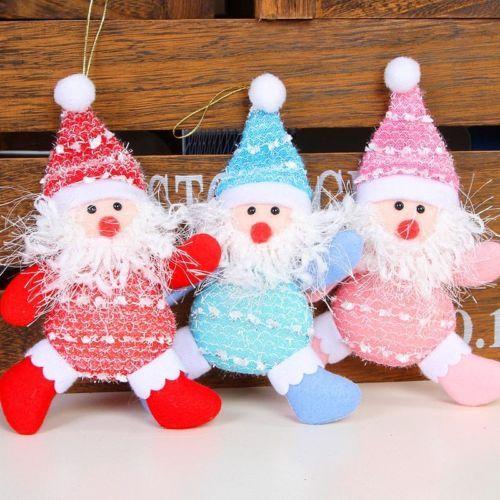 3pcs-Santa-Claus-Christmas-Tree-Hanging-Ornaments-Festival-Party-Xmas-Decoration