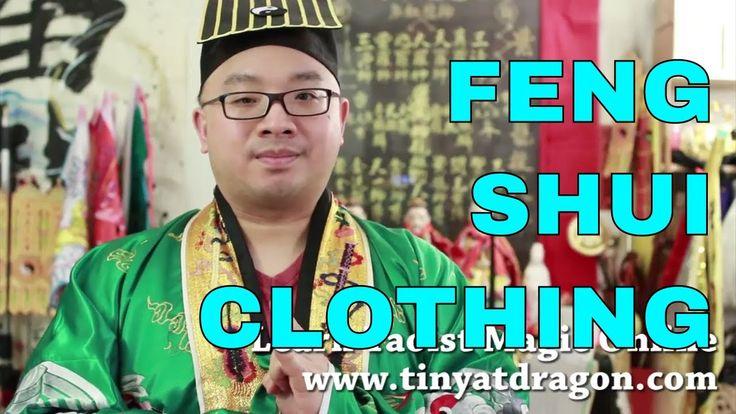 Feng Shui of Clothing Explained - Taoist Magic