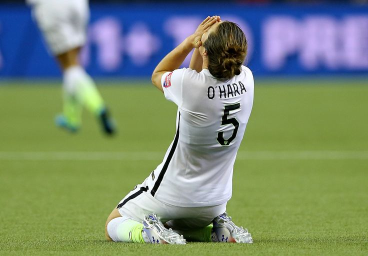 """No excuses. Play like a champion.""— Kelley O'Hara   - Seventeen.com"
