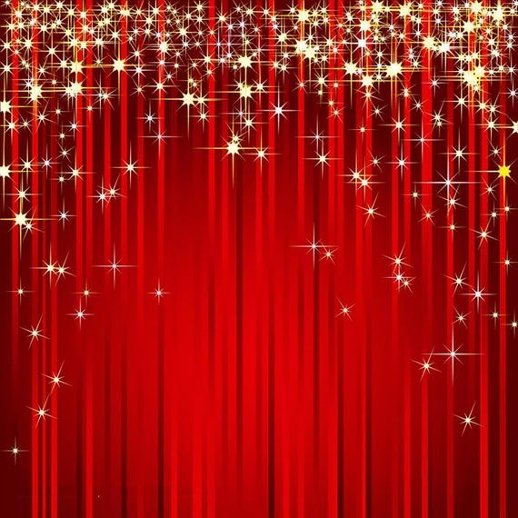 Red Curtain Photography Backdrops Wedding Birthday Party Backdrop Gold Glitter Stars Photo Booth Background Fabric Party Backdrop In 2020 Backdrops Backgrounds Photography Backdrops Photography Backdrop