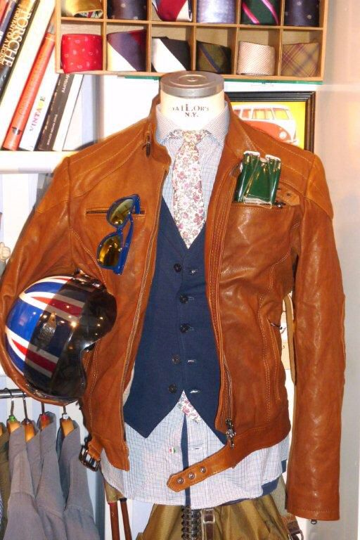 New leather rider jacket 100% made in Italy