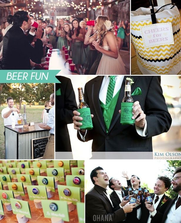 Beer Themed Towels: 43 Best Images About Craft Beer Wedding On Pinterest