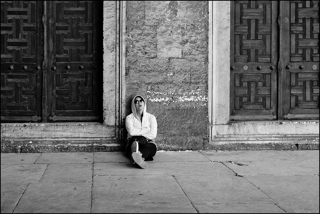 Resting in Topkapi. by Jontxu Fernandez, via Flickr