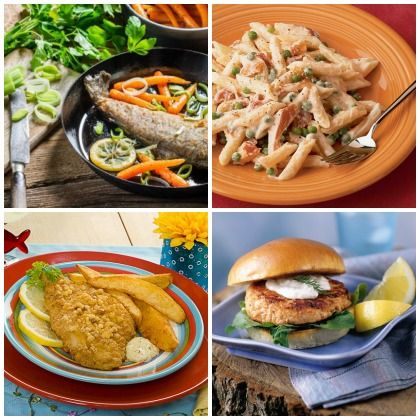 10 Quick and Easy Fish Recipes That'll Make a Splash | Spoonful