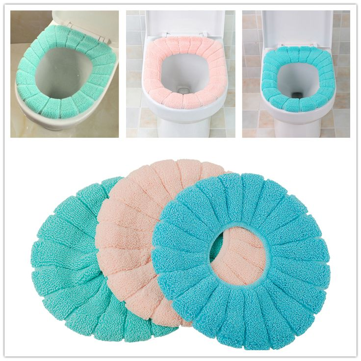 Cheap bathroom accessories set, Buy Quality bathroom accessories directly from China set bathroom accessories Suppliers: 1Pcs Candy Color Toilet Seat Cover Comfortable Warmth Bath Mats Toilet Seat Lifters Bathroom Accessories Sets