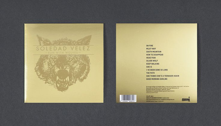 Soledad Velez. Run With Wolves. Lemon Art Studio. 2013
