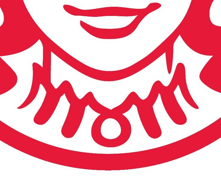 The research said men prefer their Mom's cooking. So why not credit her in your your logo Hidden message in the new Wendy's logo | StockLogos.com